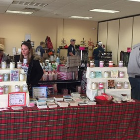 Craft & Vendor Show - November 12, 2016